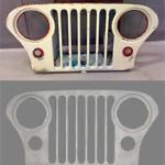 Automotive Media Blasting - Body parts